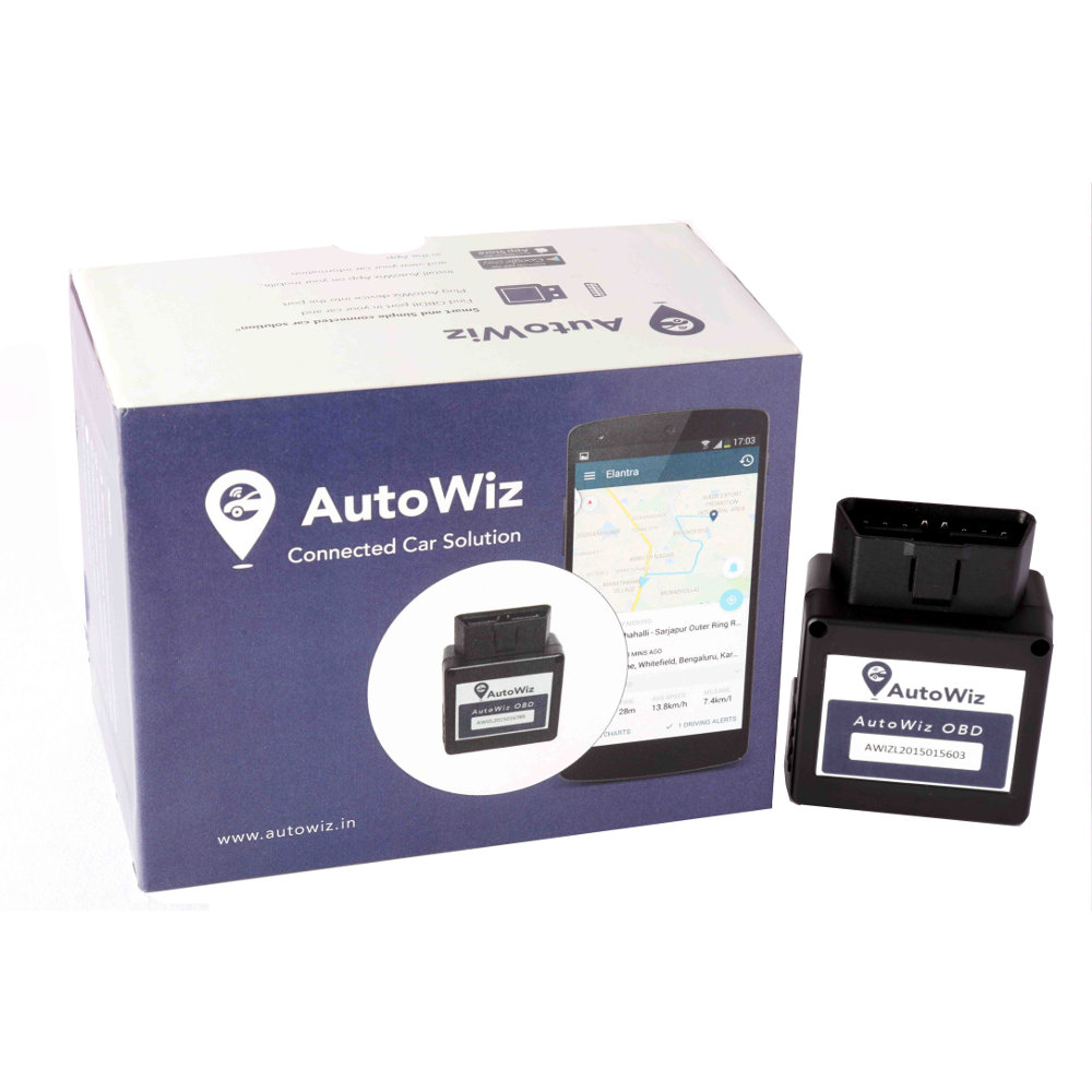 AutoWiz OBD device box